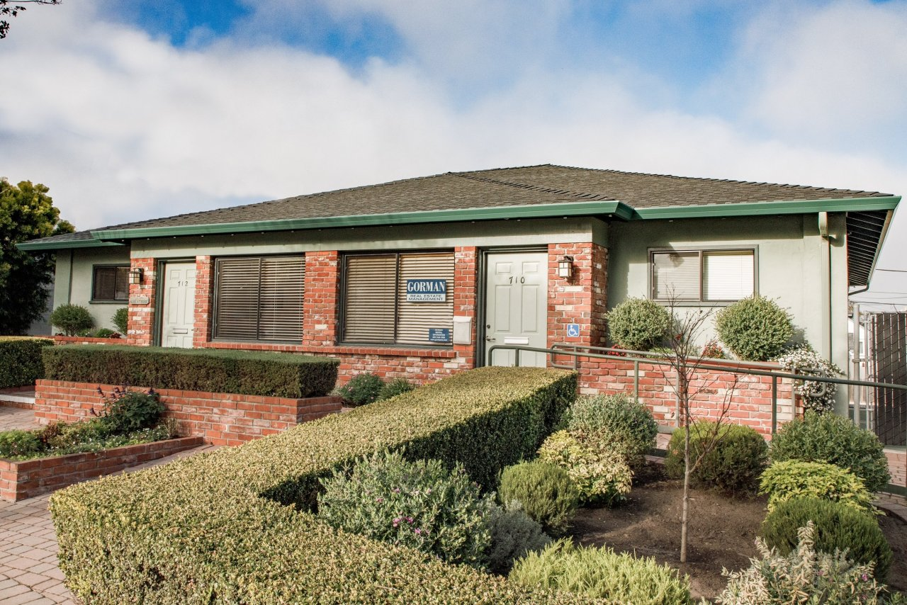 Gorman Real Estate & Property Management at 710 Lighthouse Avenue Pacific Grove, CA 93950